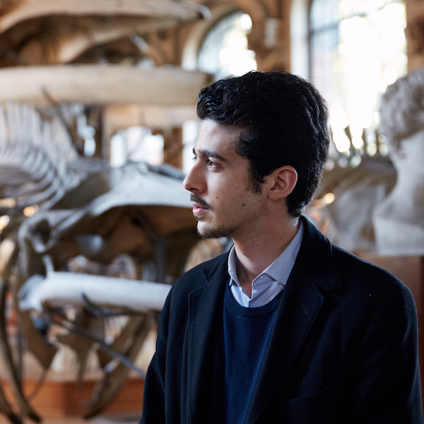 Photo Credit Isabel Morales at the Museum of Natural History in Paris.